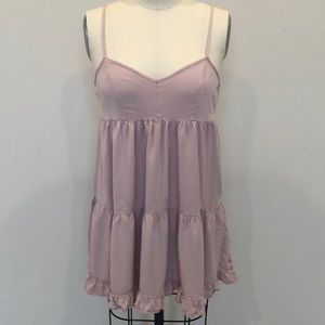 American Eagle Outfitters Ruffle Dress